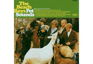 The Beach Boys PET SOUNDS/MONOVERSION Oldies CD