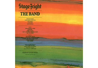 The Band - STAGE FRIGHT - (CD)
