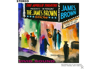 James Brown - Live At The Apollo (1962) - (CD)