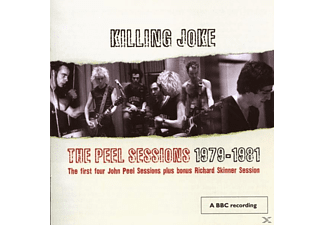 Killing Joke - The Peel Sessions '79-'81 - (CD)