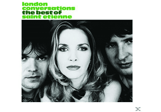Saint Etienne - London Conversations: The Best Of - (CD)
