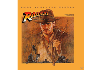 John Williams - Indiana Jones-Raiders Of The Lost Ark - (CD)