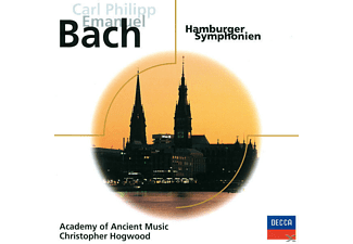 Johann Michael Haydn, Christopher/aam Hogwood - HAMBURGER SINFONIEN NR.1-6 - (CD)