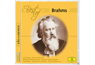 VARIOUS, Gilels/Milstein/Böhm/Karajan/Kleiber/BP/WP/+ - BEST OF BRAHMS - (CD)