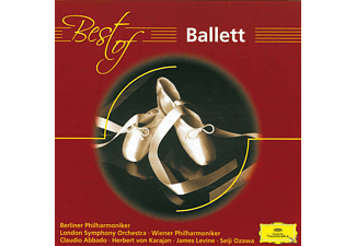 VARIOUS - BEST OF BALLETT - (CD)