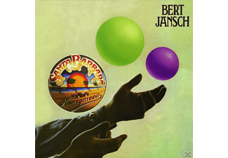 Bert Jansch - Santa Barbara Honeymoon - (CD)