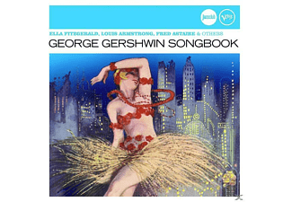 VARIOUS - George Gershwin Songbook (Jazz Club) - (CD)