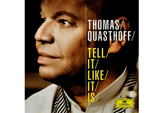 Thomas Quasthoff Tell It Like It Is Jazz/Blues CD