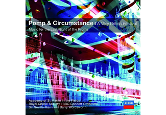VARIOUS - Pomp & Circumstance-A Very British Festival (Cc) - (CD)