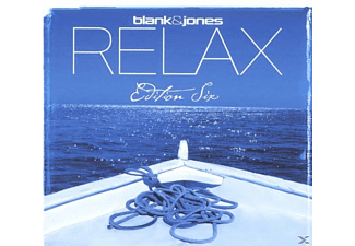 The Jones - Relax - Edition Six - (CD)