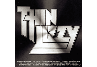 Thin Lizzy - Icon [CD]