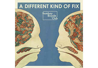 Bombay Bicycle Club - A Different Kind Of Fix - (CD)
