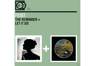 Feist - 2 For 1: The Reminder/Let It Die - (CD)