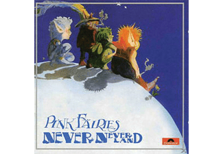 Pink Fairies - Neverneverland - (CD)