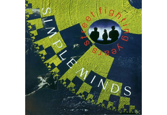 Simple Minds - STREET FIGHTING YEARS (REMASTERED) - (CD)