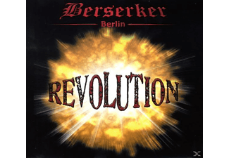 Berserker, Berserker Berlin - Revolution [CD]