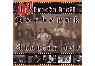 Gerbenok & Unantastbar - Oi! Knocks Best (Split) - (CD)