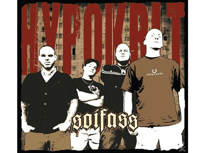Soifass - Hypokrit [CD]