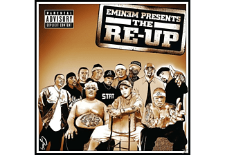 Eminem - Eminem Presents The Re-Up - (CD)