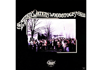 Muddy Waters - Woodstock Album - (CD)