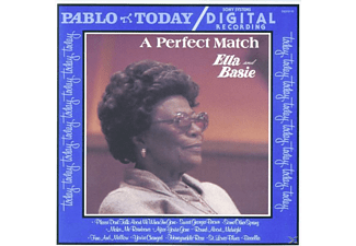Count Basie, Fitzgerald, Ella / Basie, Count - A Perfect Match - (CD)
