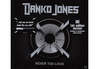 Danko Jones - Never Too Loud (Lim.) - (CD)