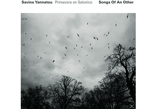 S.&PRIMAVERA EN SALON Yannatou, Primavera En Salonico Savina Yannatou - Songs Of An Other - (CD)