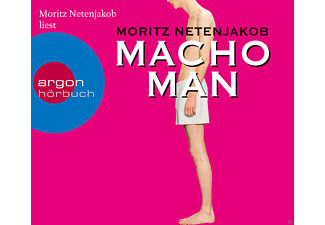 Macho Man - 4 CD - Humor/Satire