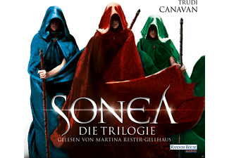 SONEA-DIE TRILOGIE - 18 CD - Science Fiction/Fantasy