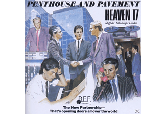 Heaven 17 - PENTHOUSE AND PAVEMENT (2006 REMASTERED) - (CD)