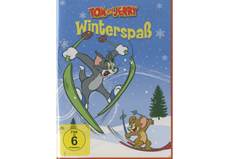 Tom & Jerry - Winterspass - (DVD)