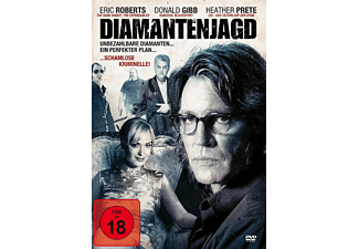Diamantenjagd - (DVD)