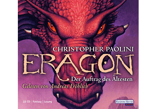 Eragon - Der Auftrag des Ältesten - 22 CD - Science Fiction/Fantasy