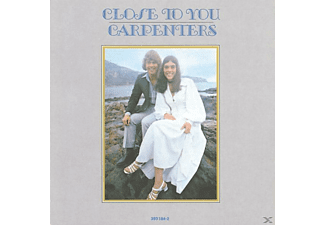 Carpenters - Close To You - (CD)
