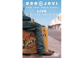 Bon Jovi - THIS LEFT FEELS RIGHT (LIVE) - (DVD)