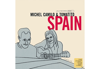 Camilo Michel, Tomatito & Michel Camilo - Spain - (CD)