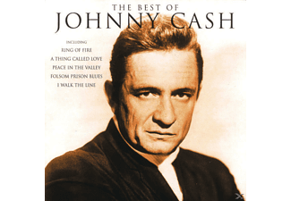 Johnny Cash - The Best Of CD