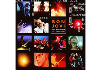Bon Jovi - ONE WILD NIGHT - (CD)
