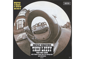 Thin Lizzy - Thin Lizzy (Remastered+Expanded) [CD]