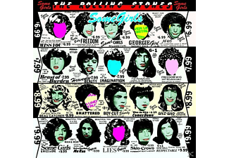 The Rolling Stones - Some Girls (2009 Remastered) - (CD)
