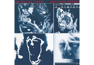 The Rolling Stones - Emotional Rescue (2009 Remastered) - (CD)