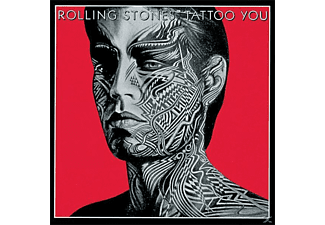 The Rolling Stones - Tattoo You CD