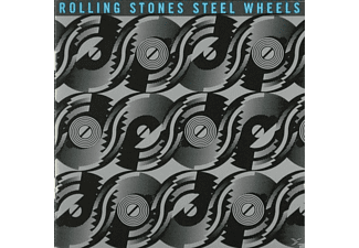 The Rolling Stones - Steel Wheels (2009 Remastered) - (CD)