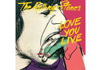 The Rolling Stones - Love You Live (2009 Remastered) - (CD)