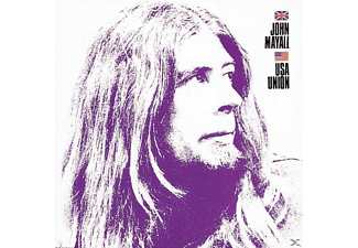 John Mayall - U.S.A.Union - (CD)