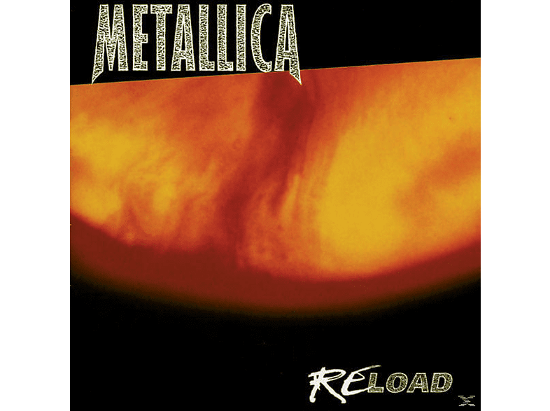 Metallica - RELOAD [CD]