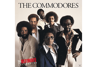 The Commodores - Ultimate Collection (Remaster) - (CD)