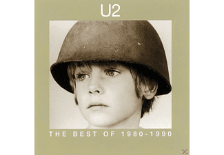 U2 - BEST OF 1980-1990 - (CD)