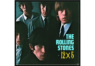 The Rolling Stones - 12 X 5 - (CD)
