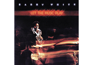 Barry White - Bc Let The Music Play - (CD)